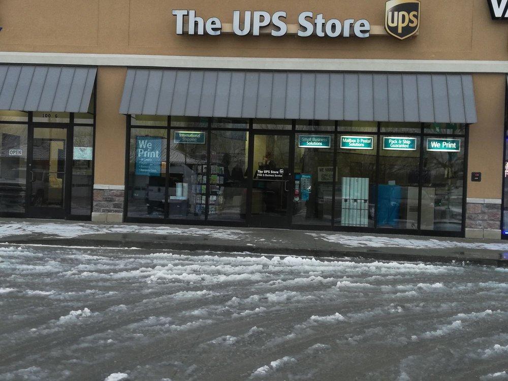 The UPS Store: 100 E Kansas Ave, Lansing, KS