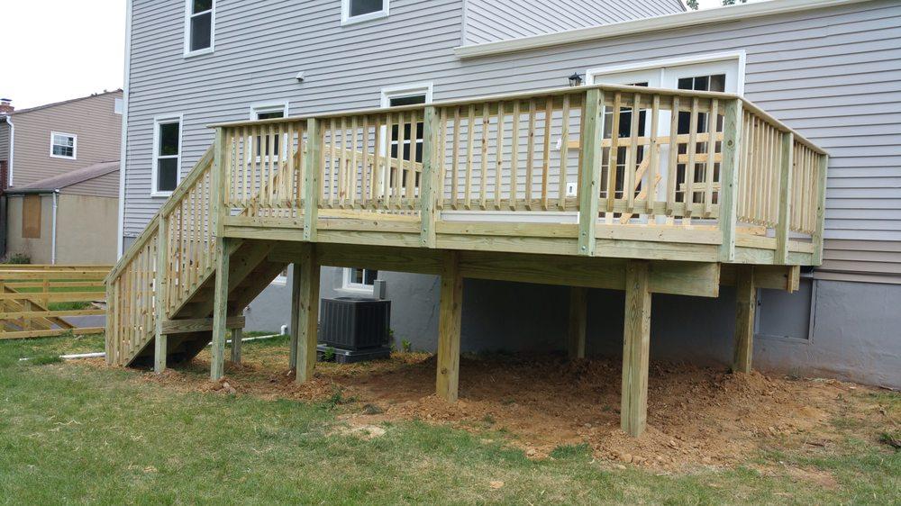 Maryland Deck Builders: Rockville, MD