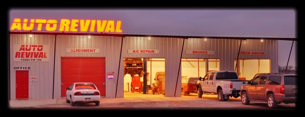 Auto Revival: 15084 Fm 156, Justin, TX