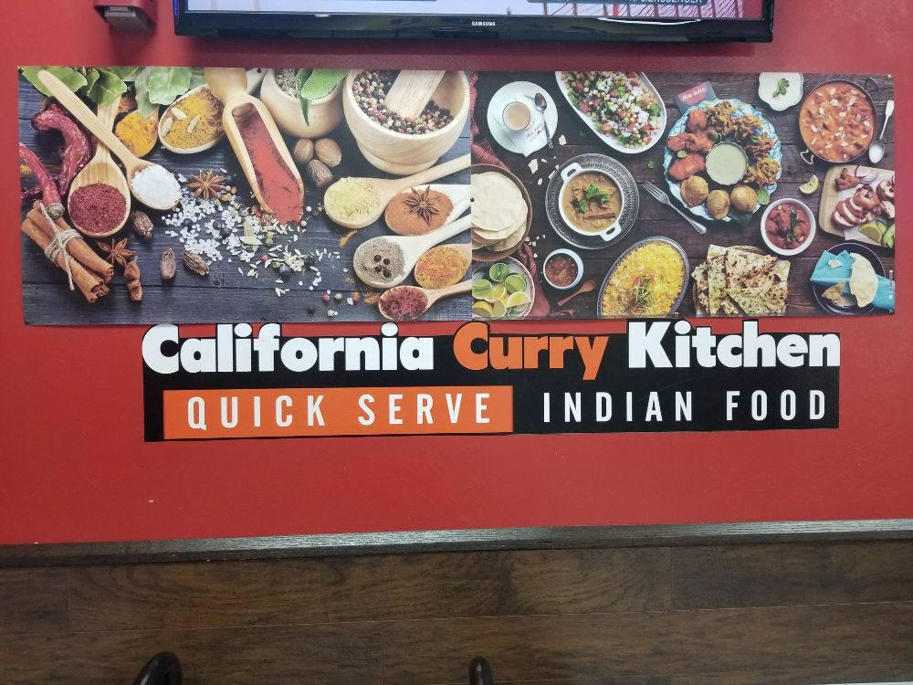 California Curry Kitchen Buena Park
