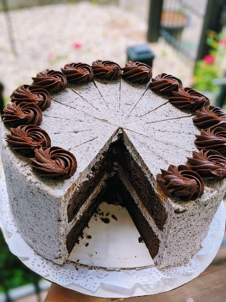 Sweet Surrender Dessert Cafe: 1804 Frankfort Ave, Louisville, KY