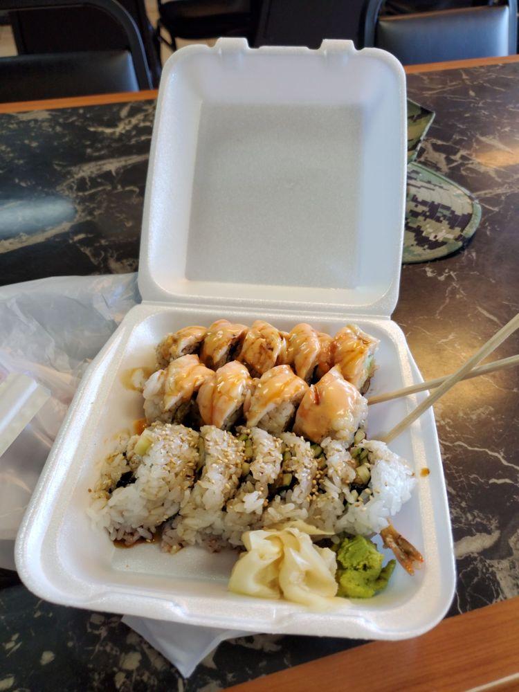 Wow Sushi