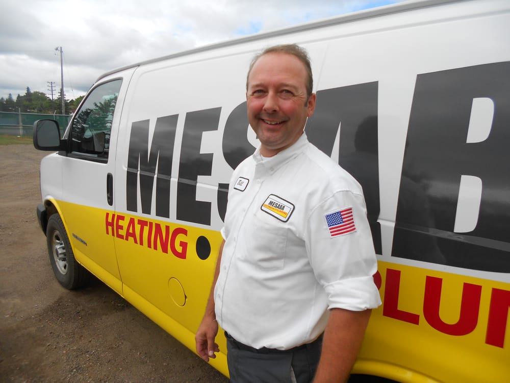 Mesaba Heating & Air Conditioning: 405 E 41st St, Hibbing, MN