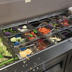 Photo Of Welcome Home Cafe Colby Ks United States Salad Bar