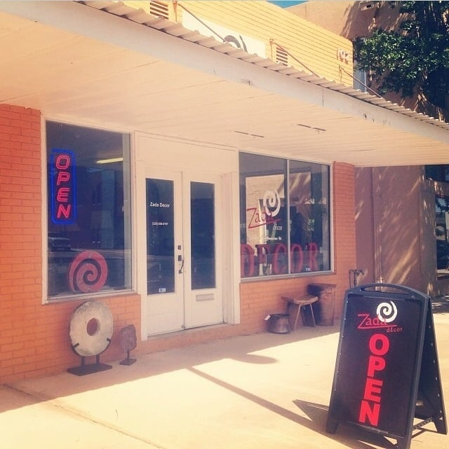 Zada Decor: 102 N Chadbourne St, San Angelo, TX