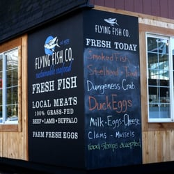 flying fish company - 28 photos & 109 reviews - seafood markets, Fly Fishing Bait