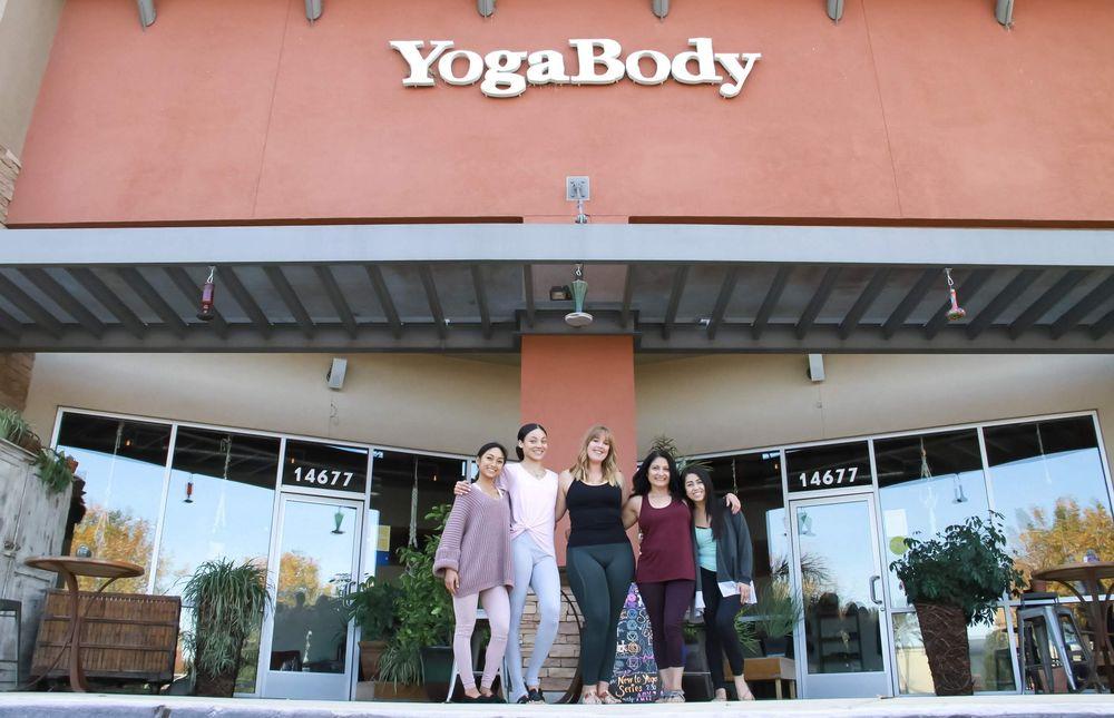 YogaBody Studios: 14677 Ramona Ave, Chino, CA