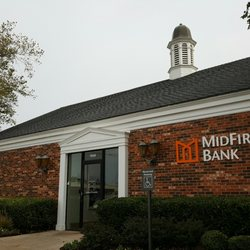 Midfirst bank woodward ok