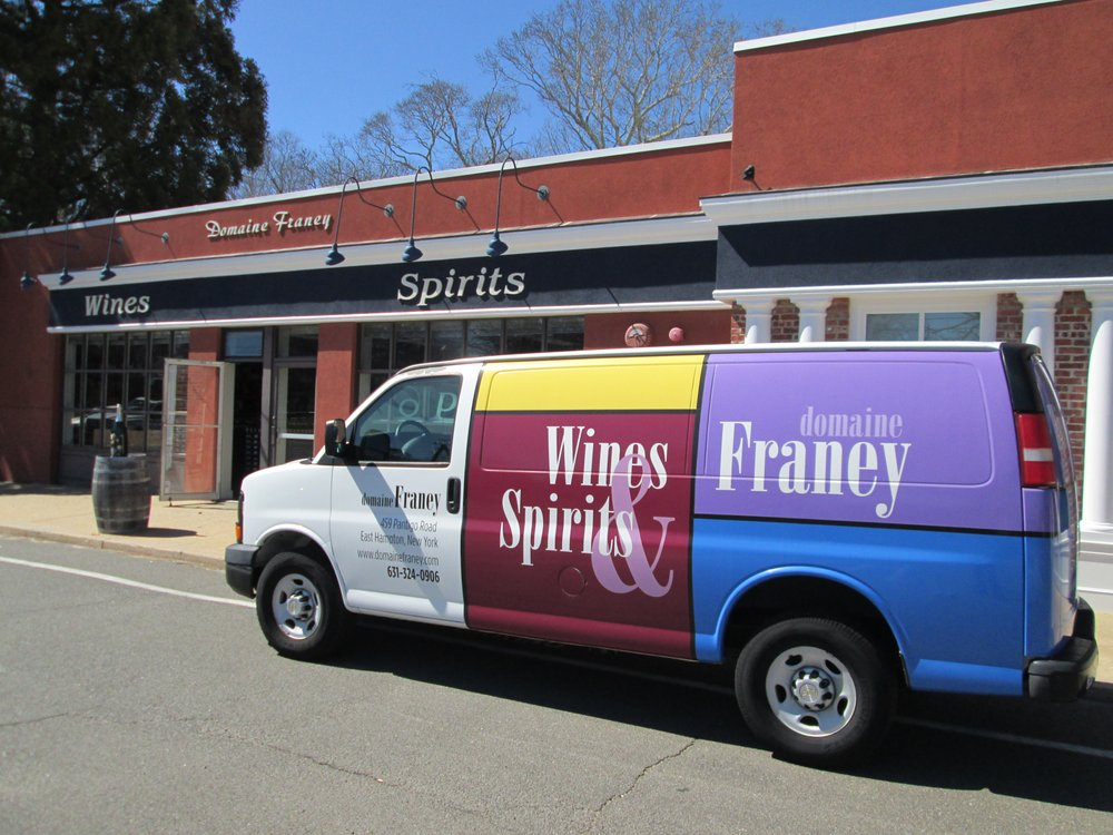 Domaine Franey Wines & Spirits: 459 Pantigo Rd, East Hampton, NY