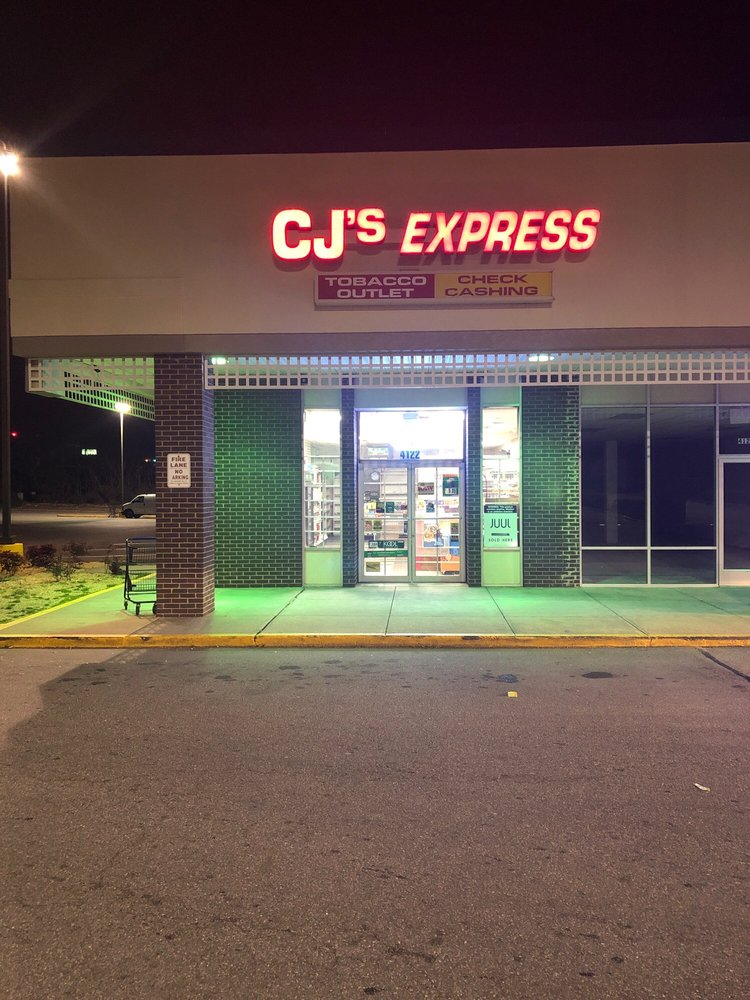 Cj's Cigarette Outlet: 4122 Meadowdale Blvd, Richmond, VA