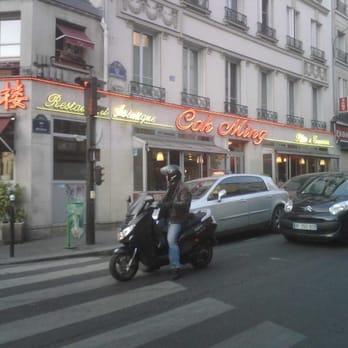 Restaurant Pas Cher Rue Belleville