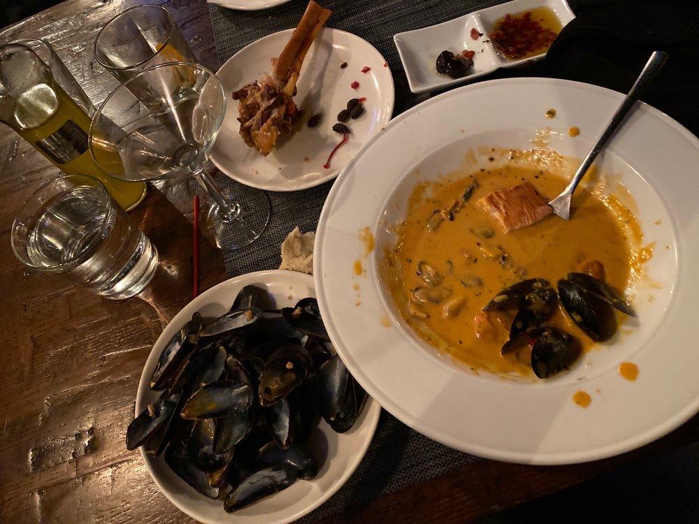 Sea & Olive