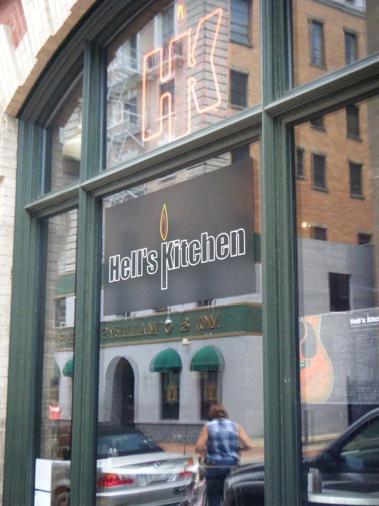 Hell S Kitchen Norfolk Reviews