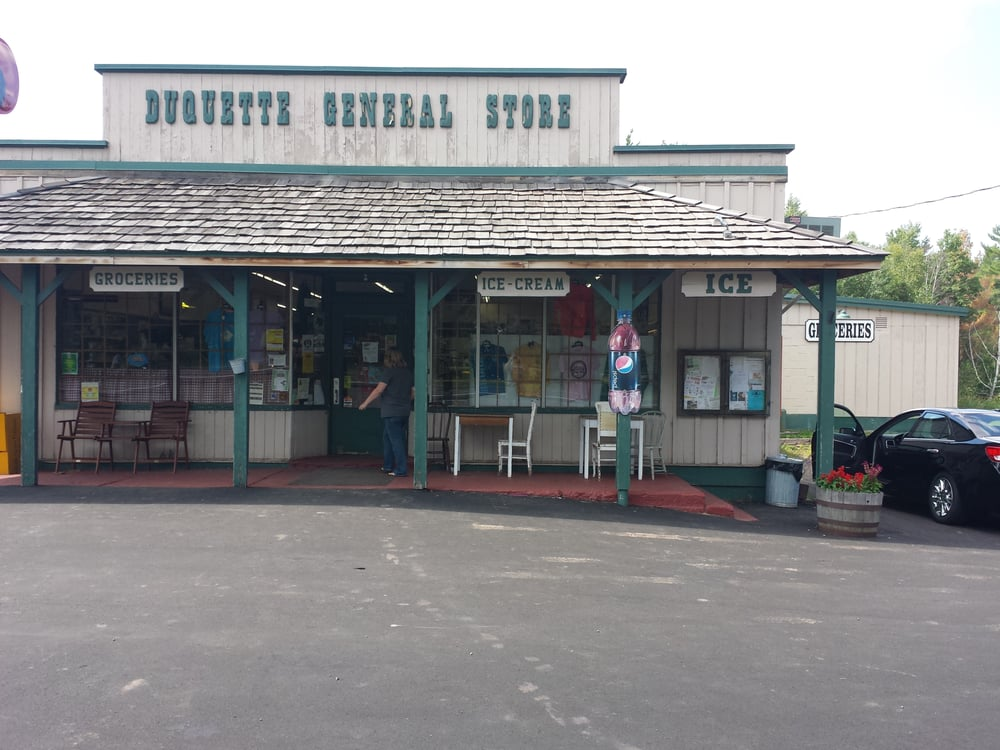 Duquette General Store: 88235 State Highway 23, Duquette, MN