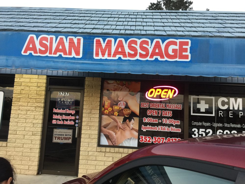 Belleview Asian Massage: 5707 SE Abshier Blvd, Belleview, FL