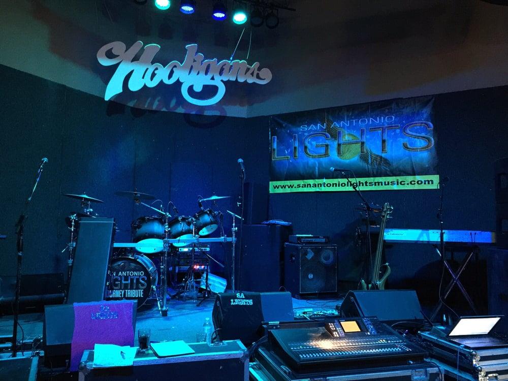 Journey tribute band san antonio lights yelp for Q kitchen bar san antonio