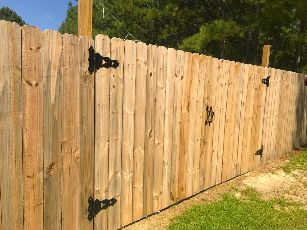 Raleigh Fence Builders