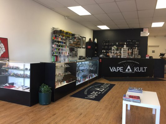 Photo Of Vape Kult   Auburn, NY, United States. New Shop!