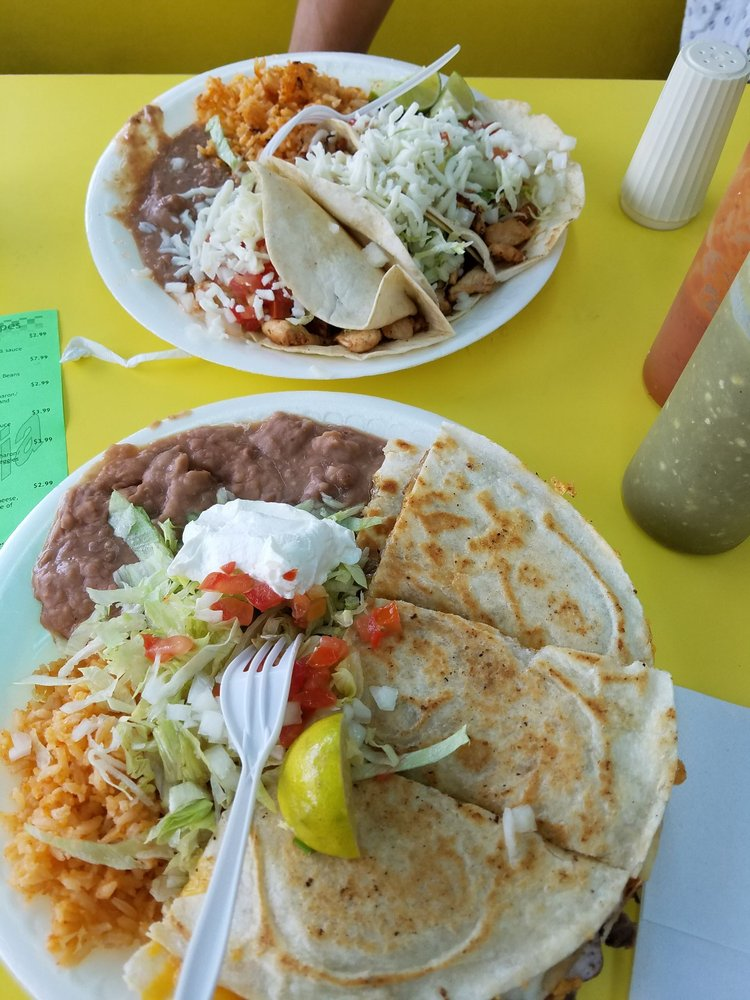Mexican Cafe: 900 Wolfe City Dr, Greenville, TX