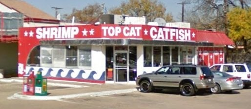 Top Cat Seafood Restaurant Dallas Tx