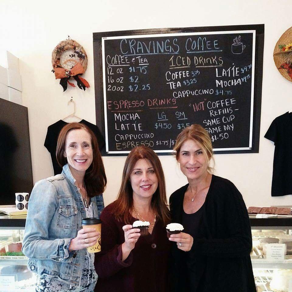 Cravings Desserts: 310 Main St, Allenhurst, NJ