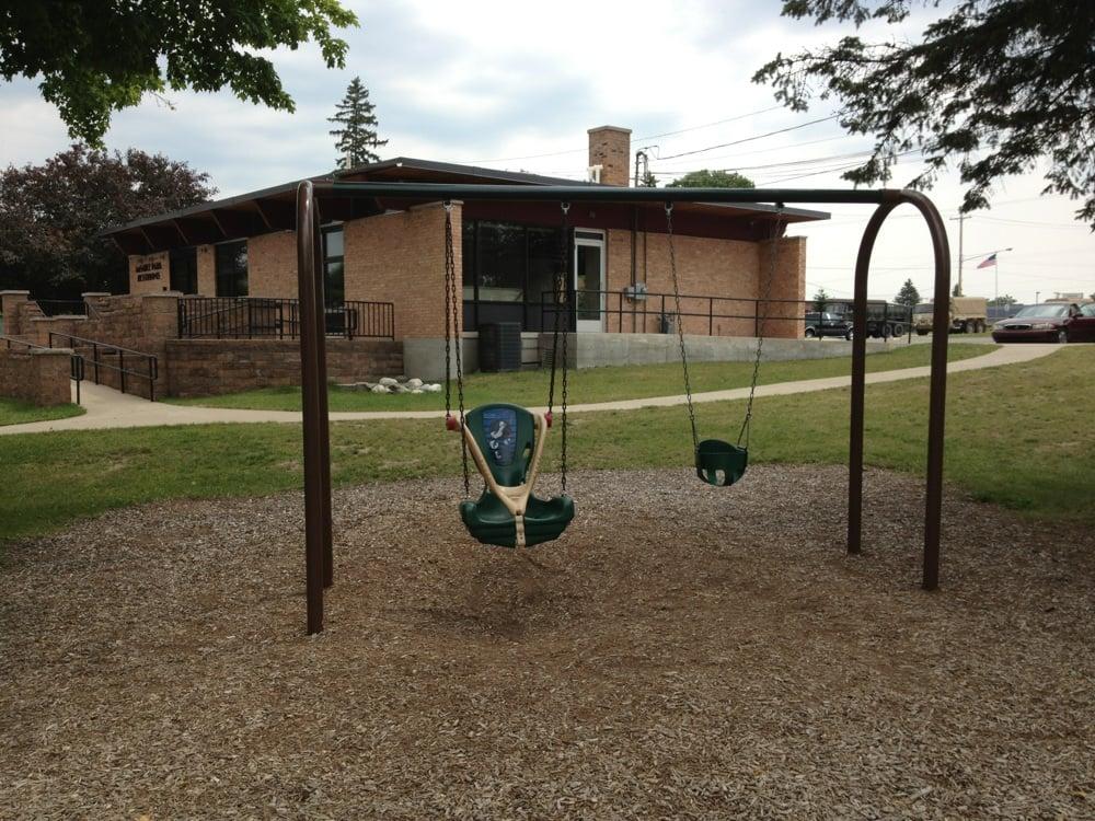 AuSable Park: South James St, Grayling, MI