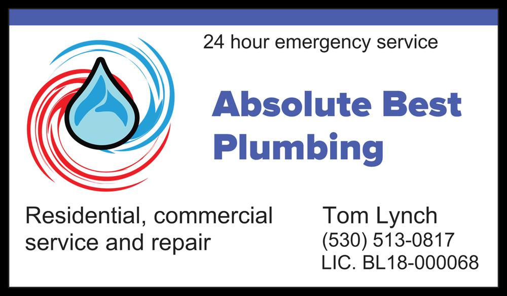 Absolute Best Plumbing: Chico, CA