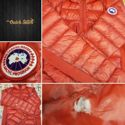 canada goose jacket repair uk