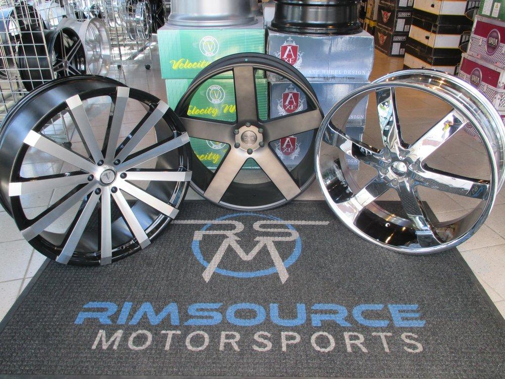 Rim Source Motorsports 35 Photos Tyres 4810 Belair