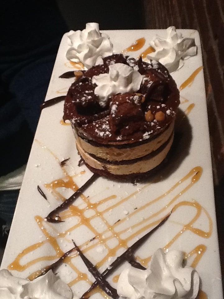 Chocolate Peanut Butter Explosion Dessert Yelp