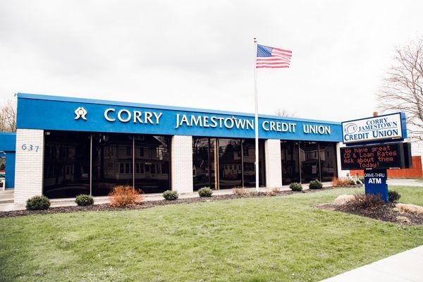 Photo Of Corry Jamestown Credit Union Pa United States Cjcu