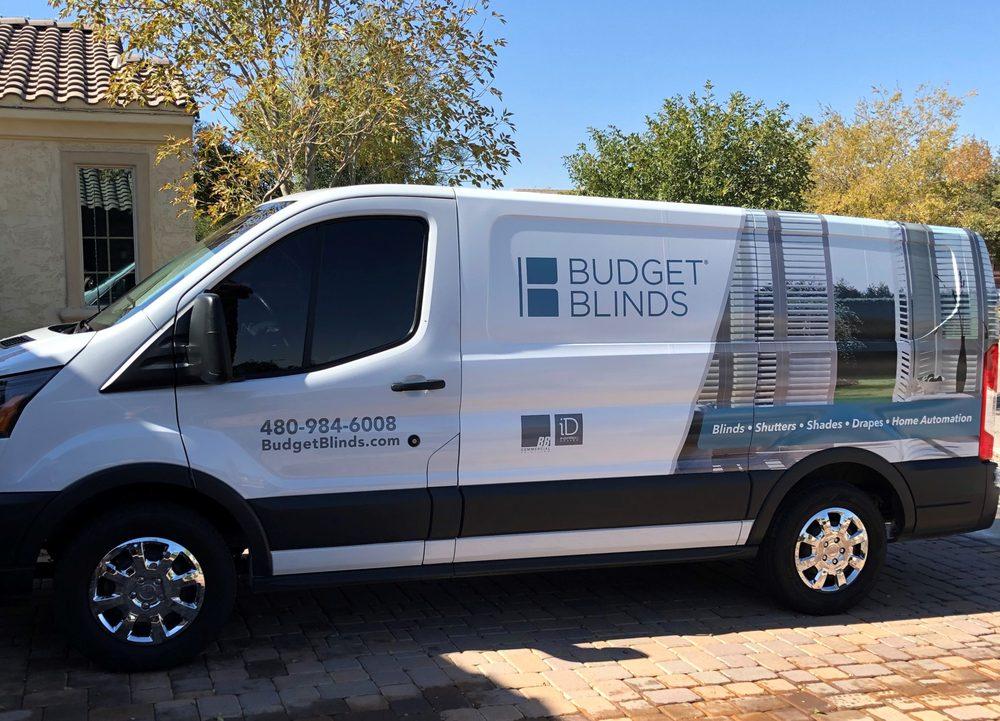 Budget Blinds serving Gilbert