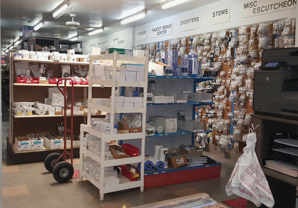 Pam Blount Plumbing Amp Supplies R 246 Rmokare 221 Sw 5th St
