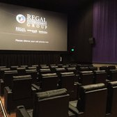Kick back and enjoy Regal King Size Recliners at select movie theatre locations. These luxurious recliners are cozy, comfortable and spacious, adjustable .