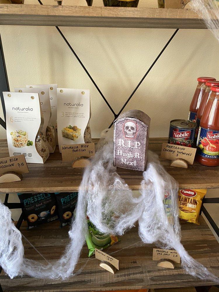Fermento - espresso & vegan food: 1048 West Beech St, Long Beach, NY
