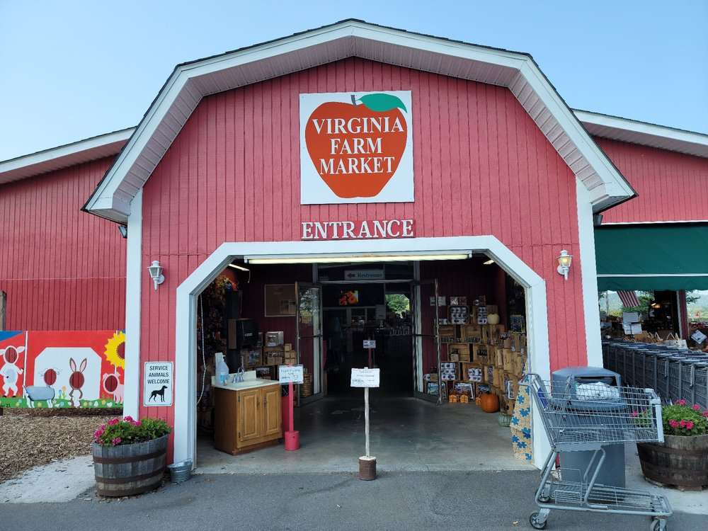 Virginia Farm Market: 1881 N Frederick Pike, Winchester, VA