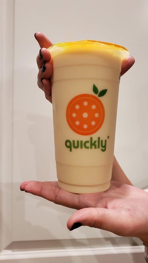 Quickly Boba Tea: 218 Oakfield Dr, Brandon, FL