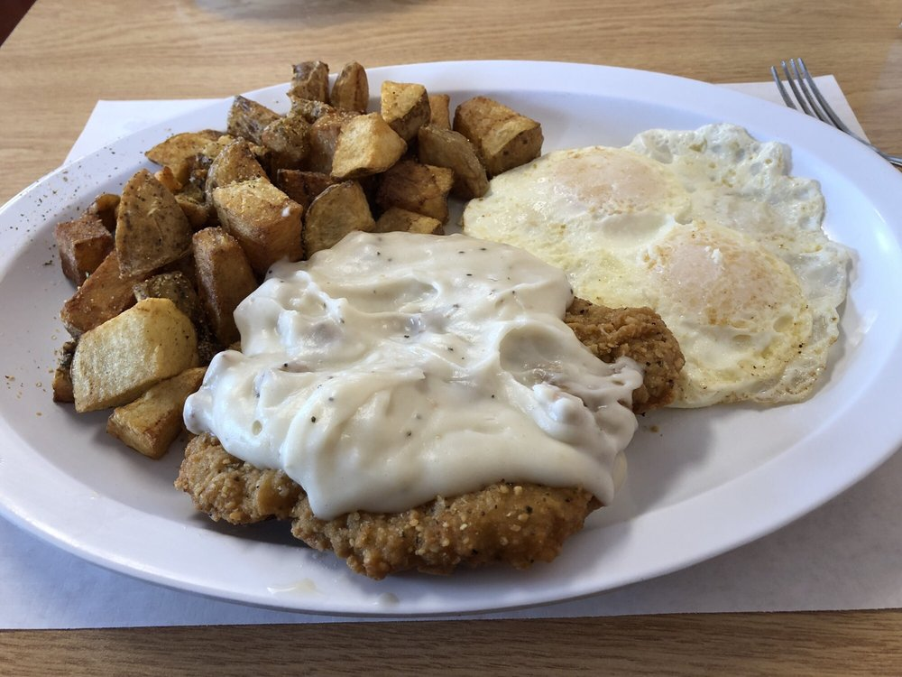 Five Points Cafe: 1118 Lake Dr, Cocoa, FL