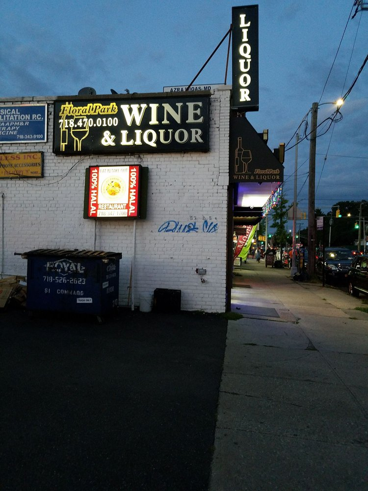 Floral Park Wine & Liquor: 259-09 Hillside Ave, Glen Oaks, NY