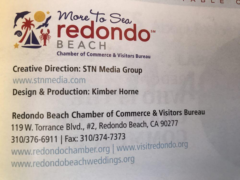 The redondo beach chamber of commerce and visitors bureau yelp