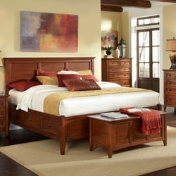 Superior Photo Of Woodshed Furniture   Lacey, WA, United States. McKenzie Storage  Bed By