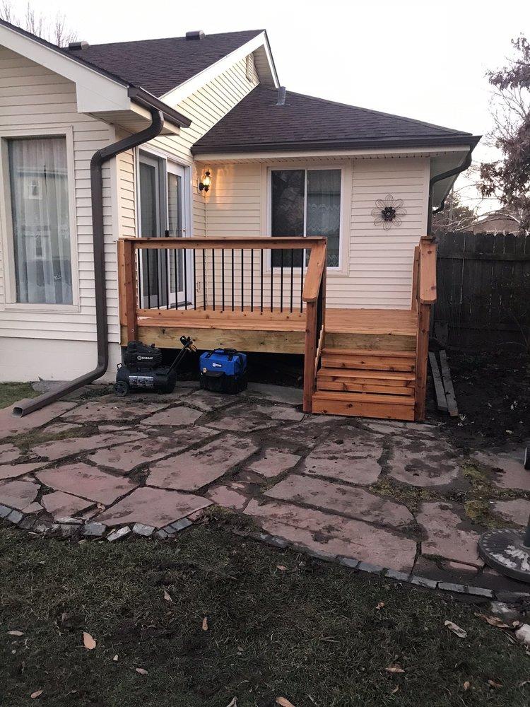 Hunt Home Remodeling - Omaha Custom Deck Builder: 10141 N 186th Ave, Bennington, NE