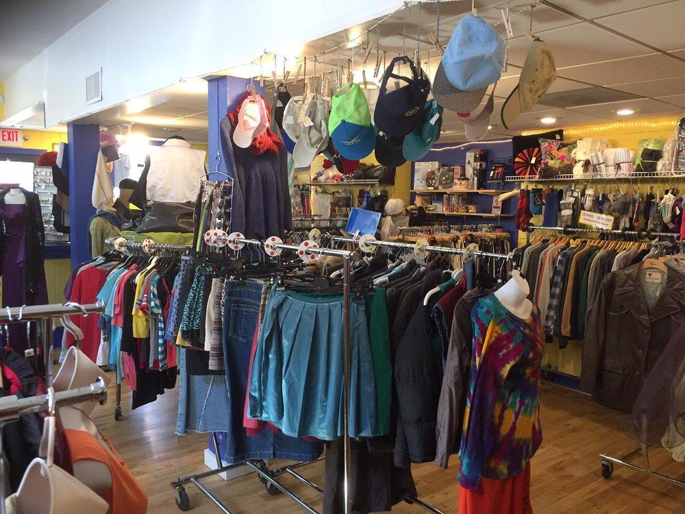 Clothing stores middlebury vt