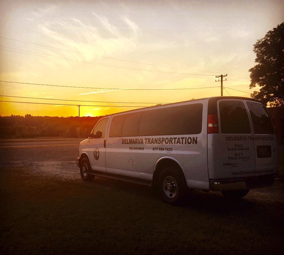 Delmarva Transportation: 103 Maryland Ave, Greenwood, DE