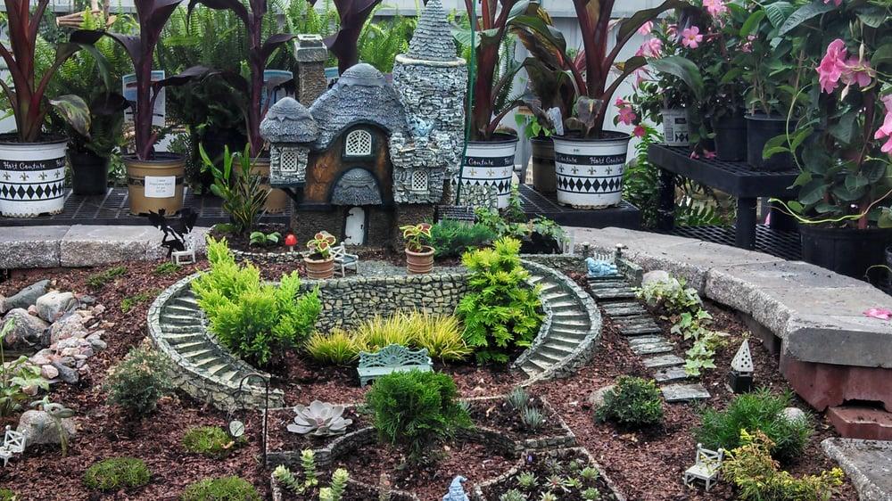 Fairy garden castle Yelp