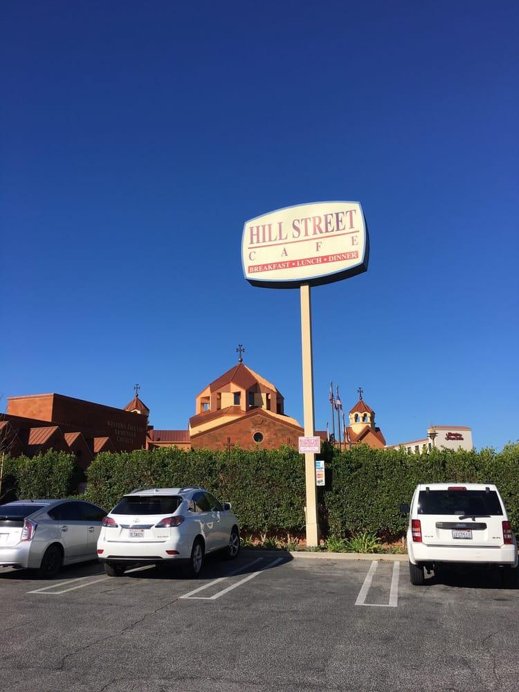 Hill Street Cafe Burbank Ca