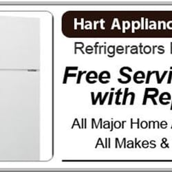 Hart Appliance Service 10 Reviews Appliances Amp Repair