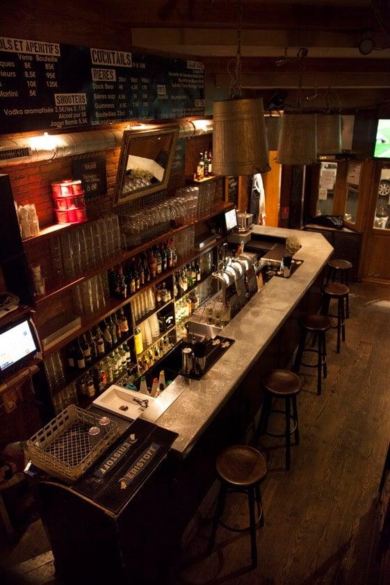 Bar rencontre paris 8