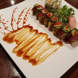 Photo Of Tomo Anese Restaurant Newnan Ga United States Black Pepper Seared