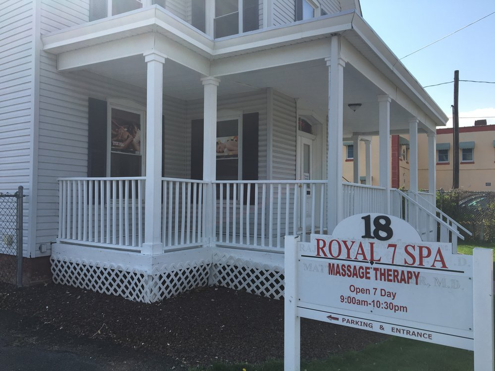 Royal 7 Tuina Spa: 18 Throckmorton St, Freehold, NJ